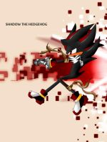 Shadow the Hedgehog.. by 6601