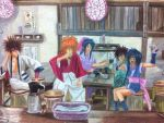 rurouni kenshin group by eve1789