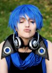 Another rock Kaito vocaloid 2 by GeshaPetrovich