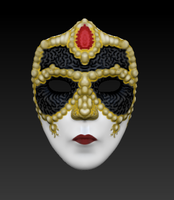 Party Mask by TLSO-Wilson