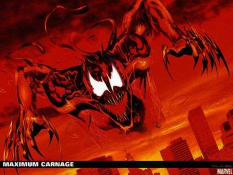 The Amazing Spider-Man: Carnage by shadowXP6