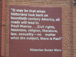 Pauli Murray Quote 4 by Rindelle