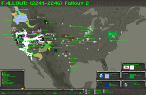 World of Fallout: 2241-2246 by DeusIX
