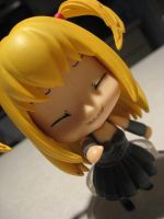 Nendoroid Shoot- Taunting Misa by BladeXD