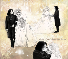 Emily+Severus-Wedding Day by RedPassion