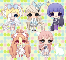 Cheeb Batch #1 by TheMeggers