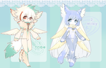 .:CLOSED:. Wingu Batch 01 UPDATED by ValyrianAdopts