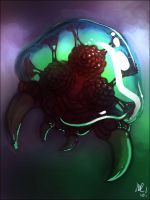 Metroid by jonathan-rector