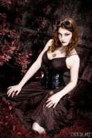 steampunk by Lycilia