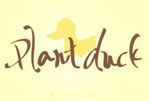 Plant Duck by pearl7052