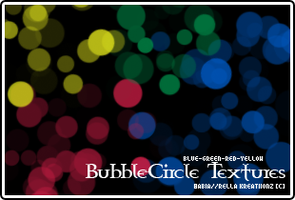 Circle Bubble Textures by Jtmbb