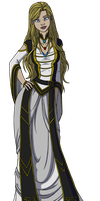 Runecloth Dress - AT by The-Zombie-Cat