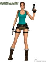 Tomb Raider 4 style 2 by that-damn-ash-kid