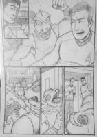 STAR TREK TOS page 2 by phymns