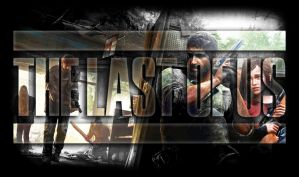 The Last of us Wallpaper - Glass logo cover by The10thProtocol
