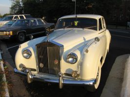 Stock royle royce by iguanadongreenStock