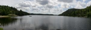 Kongens Dam Panorama by KeyszerS