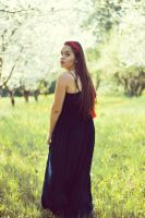 I love spring. by viczkaa