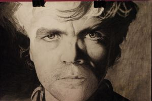 Tyrion Lannister by catchynick