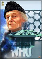 An Adventure in Space and Time poster by gazzatrek
