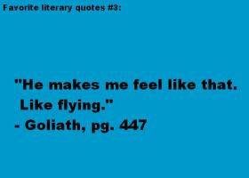 Favorite Literary Quotes #3 by Sea-Glass