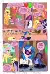 MLP Comic page 5 by BrendaHickey