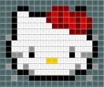 Hello Kitty Tile by drsparc