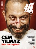 46 Magazine Cover by mehmeturgut