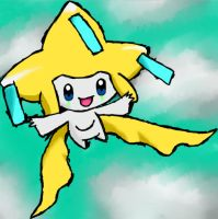 Jirachi by LugiaLuvr13