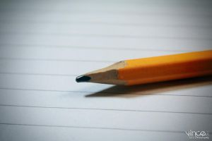 Paper and Pencil by vhive