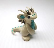 Caramel Dragon by KriannaCrafts