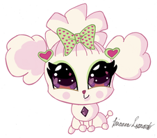 Stella's Fairy Pet, Ginger by Rockinangelz99