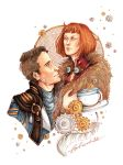 COMM MARKERS WAIST-UP ~ Cup of Tea ? by Calicot-ZC