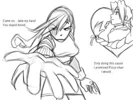 Tifa made Promises... by Bhryn