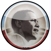 Obama Badge by JoeyTheMostAwesome