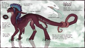 Nissl Ref Sheet '10 by Floeur