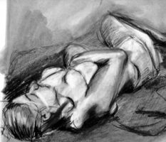 Figure Drawing by ivdrips