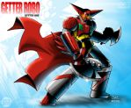 Getter One by REX-203