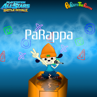 PaRappa wallpaper by CrossoverGamer