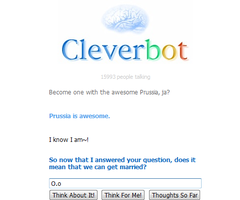 Wtf Cleverbot... by GrimmyKitty64