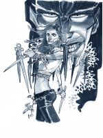 BUFFY by EricCanete