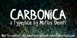 Carbonica by mdemti