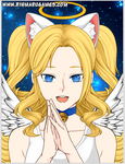 Angel G. Purewings (humanized) by moshigal156