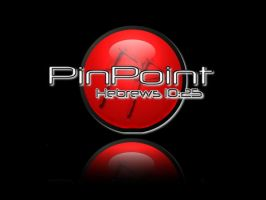 PinPoint red orb black bkgrnd by ca-booth