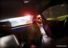Memories(Chris Redfield) by kingofshadows26