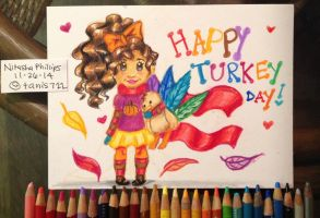 Happy Turkay Day! by Tanis711