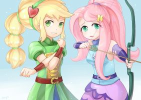 Friendship Games by amy30535