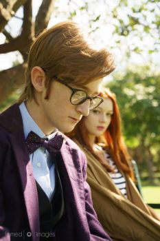 Doctor Who Angels take Manhattan cosplay by I-AM-THE-DOCTOR-1200