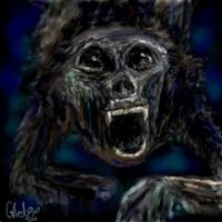 Undead Monkey... by ghlow