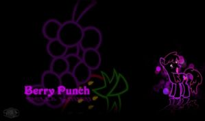 Berry Punch Wallpaper by InternationalTCK